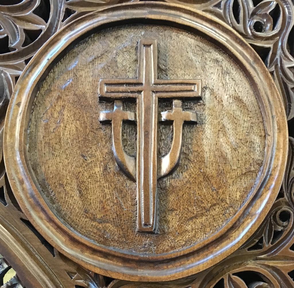 St  Symeon Orthodox Church - The Iconostasis