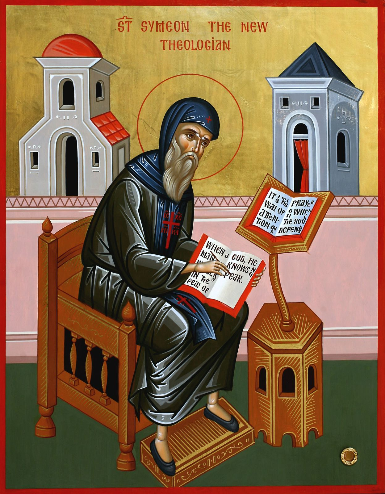Image result for st. symeon the new theologian